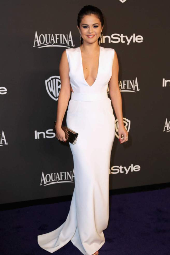 InStyle And Warner Bros. 72nd Annual Golden Globe Awards Post-Party 2015