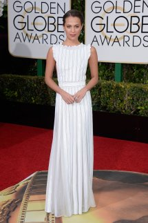 Alicia Vikander: Louis Vuitton
