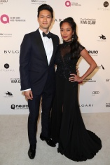 Harry Shum Jr. & Shelby Rabara