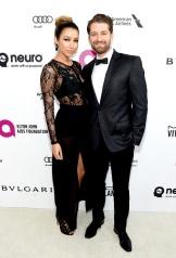 Renee Puente & Matthew Morrison
